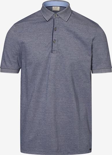 OLYMP Poloshirt in blau, Produktansicht