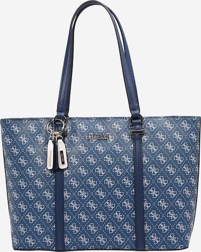 GUESS Μεγάλη τσάντα 'WASHINGTON' σε ναυτικό μπλε / ανοικτό γκρι, Άποψη προϊόντος