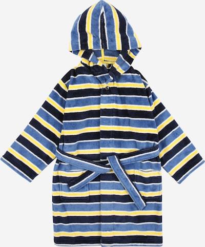 SANETTA Kupaći ogrtač u morsko plava / nebesko plava / žuta / bijela, Pregled proizvoda