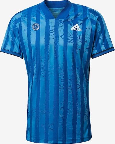 ADIDAS PERFORMANCE T-Shirt in marine / hellblau, Produktansicht