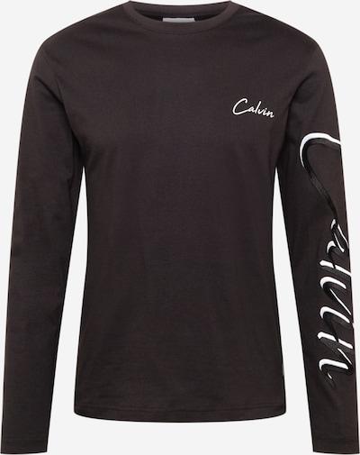 Calvin Klein Majica u crna / bijela, Pregled proizvoda
