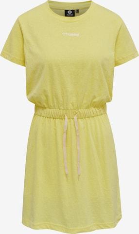 Robe 'Zandra' Hummel en jaune