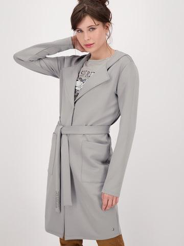 monari Overgangsfrakk i grå