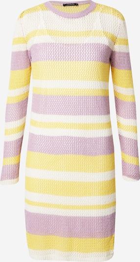 Trendyol Φόρεμα σε κίτρινο / λιλά / λευκό, Άποψη προϊόντος