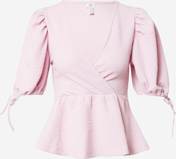 River Island Shirt in Pink