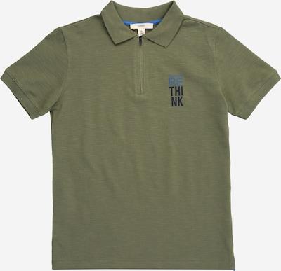 ESPRIT Camiseta en navy / azul real / caqui, Vista del producto
