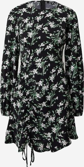 Missguided Kleid in mischfarben / schwarz, Produktansicht