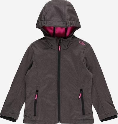 CMP Outdoor jacket in Fuchsia / mottled black, Item view