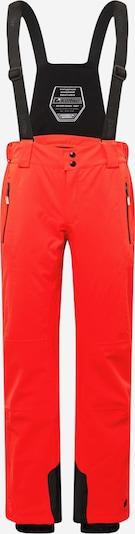 KILLTEC Outdoor Pants 'Enosh' in Light red / Black, Item view