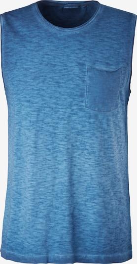 s.Oliver Shirt in de kleur Blauw gemêleerd, Productweergave