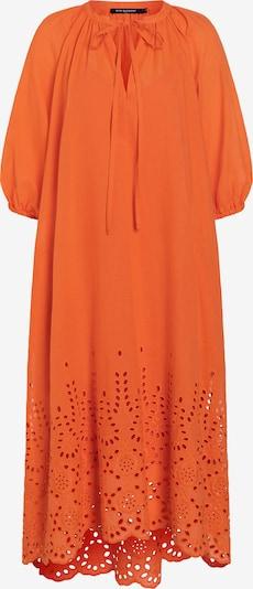 Ana Alcazar Kleid 'Camea' in orange, Produktansicht