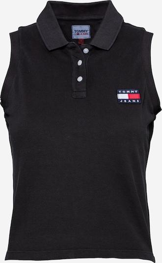 Tommy Jeans Top u tamno plava / crvena / crna / bijela, Pregled proizvoda