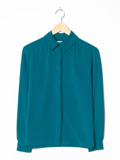 Country Sophisticates Bluse in L-XL in petrol, Produktansicht