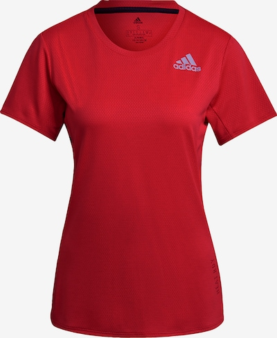 ADIDAS PERFORMANCE Performance Shirt in Grey / Red, Item view