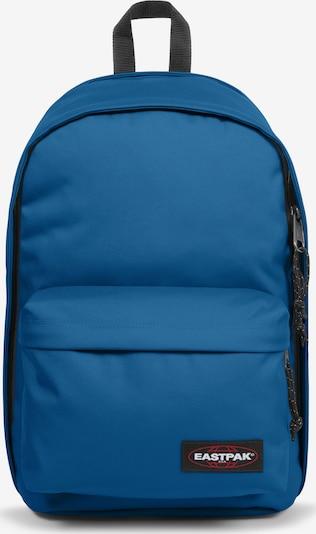 EASTPAK Rucksack 'Back to Work ' in blau / rot / schwarz / weiß, Produktansicht