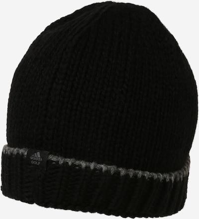 chillouts Mütze 'Shealyn' in grau / schwarz, Produktansicht