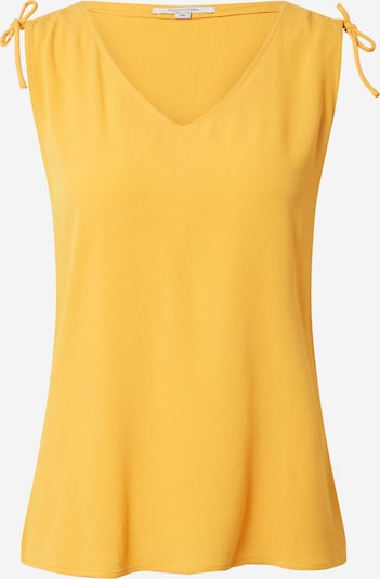 comma casual identity Bluse in honig, Produktansicht