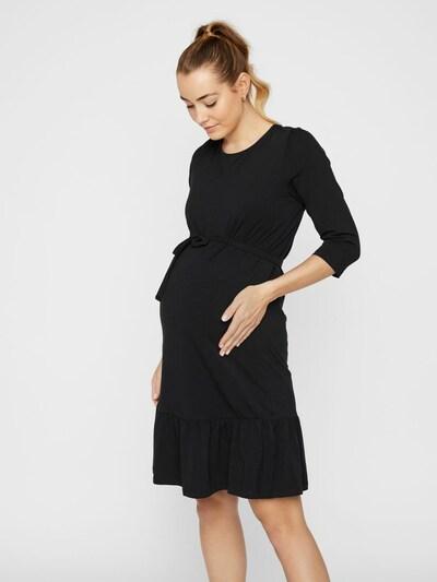 MAMALICIOUS Šaty 'Sasja' - černá, Model/ka