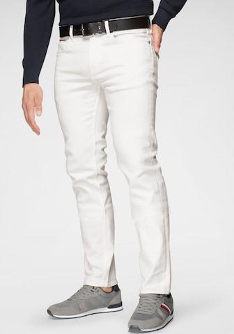 TOMMY HILFIGER Jeans in Weiß