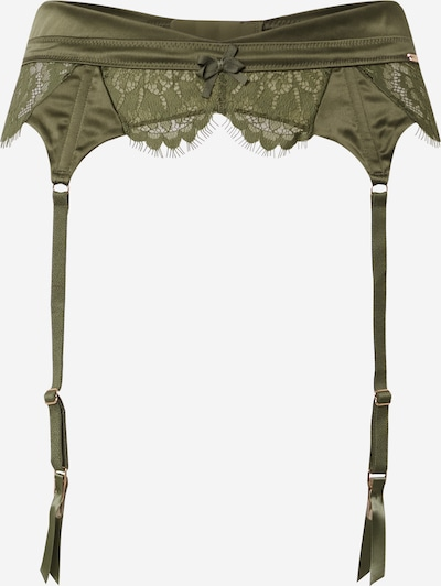 Hunkemöller Garters 'Hannako' in Green, Item view
