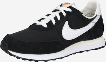Nike Sportswear Sneaker 'Nike Waffle Trainer 2' in Schwarz