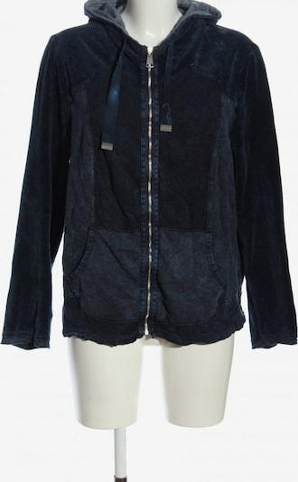 Gina Laura Kapuzensweatshirt in L in blau, Produktansicht