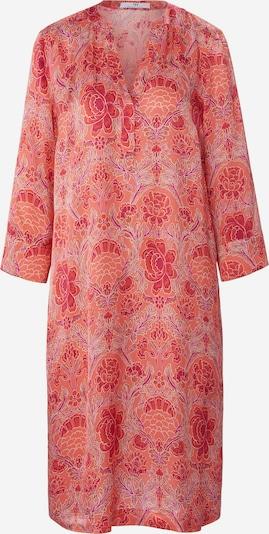 Peter Hahn Kleid in orange / pink / rot, Produktansicht