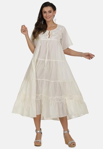 usha FESTIVAL Kleid in weiß, Modelansicht