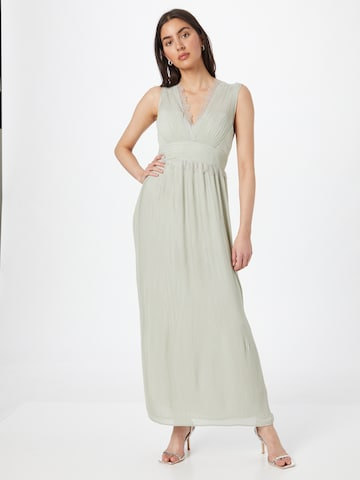 Rochie de seară 'Taira' de la ABOUT YOU pe verde