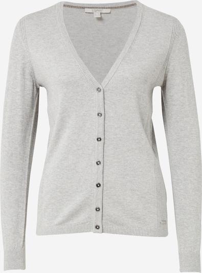 ESPRIT Cardigan en gris clair, Vue avec produit