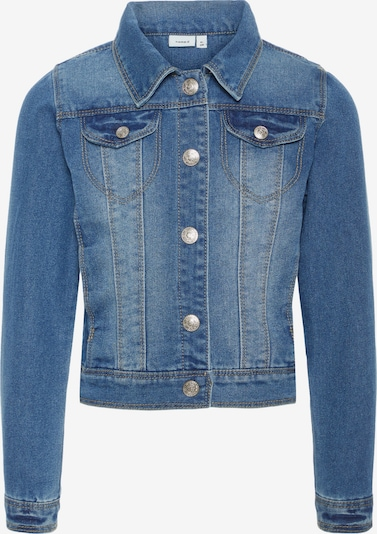 NAME IT Jacke 'Nitstar Rika' in blue denim, Produktansicht