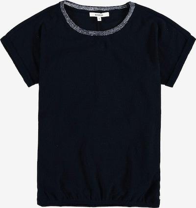GARCIA T-Shirt in schwarz / silber, Produktansicht