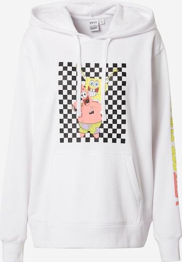 VANS Sweatshirt in mischfarben / weiß, Produktansicht