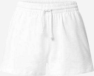 Gina Tricot Pantalon 'Abbie' en blanc cassé, Vue avec produit