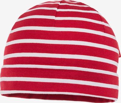 MAXIMO Čiapky - červená / biela, Produkt