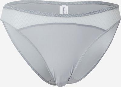 PASSIONATA Slip en gris, Vue avec produit