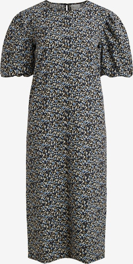 VILA Šaty 'Anma' - béžová / modrá / černá, Produkt