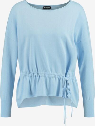TAIFUN Pullover in himmelblau, Produktansicht