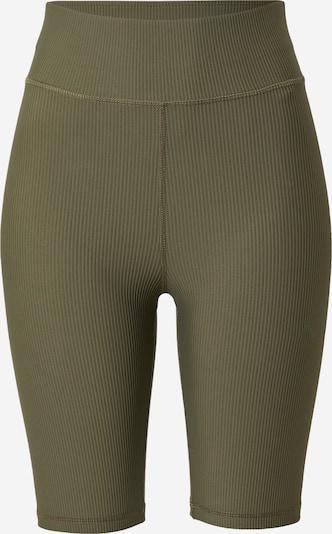 ONLY PLAY Spodnie sportowe w kolorze ciemnozielonym, Podgląd produktu
