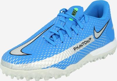 NIKE Sporta apavi debeszils / sudrabpelēks / melns, Preces skats