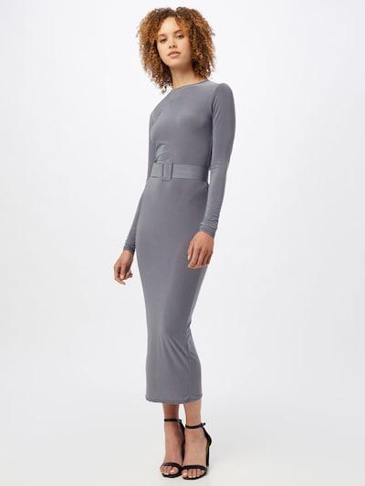 Femme Luxe Společenské šaty 'CIARA' - tmavě šedá, Model/ka