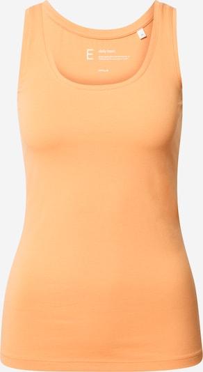 OPUS Top in orange, Produktansicht