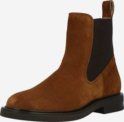 SCOTCH & SODA Chelsea Boots 'Hailey' in braun / schwarz, Produktansicht