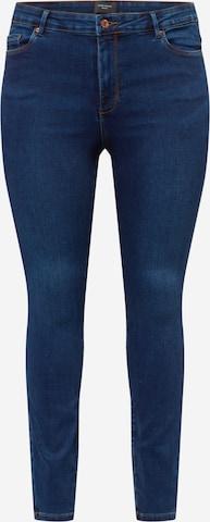 Vero Moda Curve Τζιν 'SOPHIA' σε μπλε