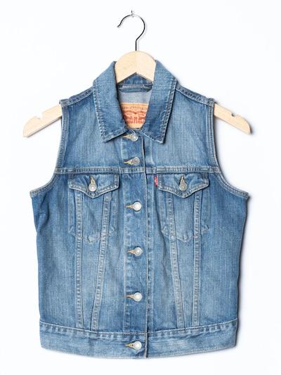 LEVI'S Jeansweste in XXS in blue denim, Produktansicht