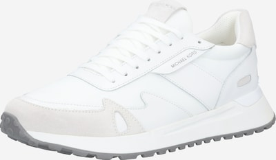 MICHAEL Michael Kors Sneakers laag 'MILES' in de kleur Wit / Wolwit, Productweergave