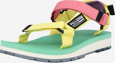Palladium Trekking sandal 'OUTDOORSY URBANITY' in Mixed colours, Item view
