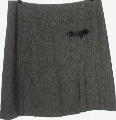 michele boyard Minirock in XXXL in schwarz / wollweiß, Produktansicht