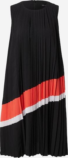 ARMANI EXCHANGE Kleita gaiši sarkans / melns / balts, Preces skats