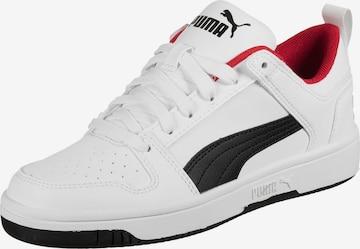 PUMA Sneaker 'Rebound Layup' in Weiß